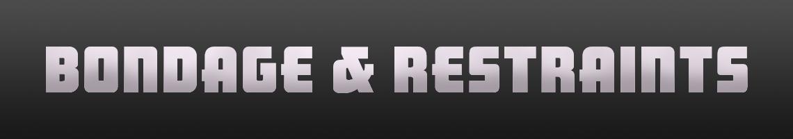 Bondage & Restraints