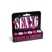 Sexy 6 Dice Board Game Sex Edition