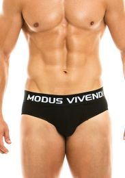 Modus Vivendi Classic Brief Black