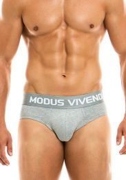 Modus Vivendi Classic Brief Grey