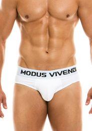 Modus Vivendi Classic Brief White