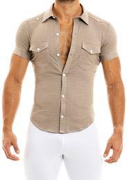Modus Vivendi Jeans Shirt Sand