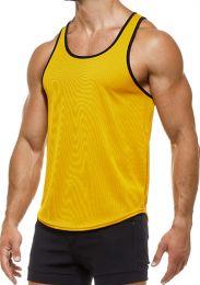 Modus Vivendi Popular Tank Top Yellow