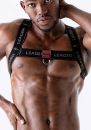 Leader Redemption Harness Red