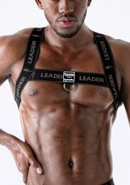 Leader Redemption Harness White