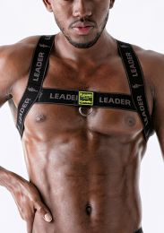 Leader Redemption Harness Yellow