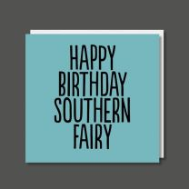 Southern Fairy (BF0235) Birthday Card