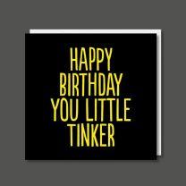 Tinker (BF0264) Birthday Card