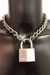 ruff GEAR Boxer Chain 4mm with 40mm Master Lock