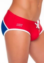 NIT Swim Brief Archerfish Red 58100