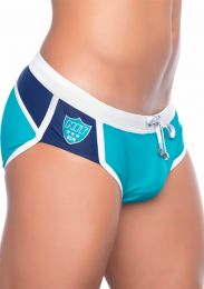 NIT Swim Brief Pack Up Bichir Green 58104