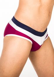 NIT Swim Brief Myconos Mauve 59107
