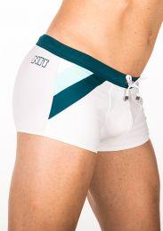 NIT Swim Boxer Positano White 59108