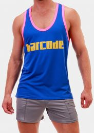 Barcode Berlin Tank Top EFIM Royal Pink