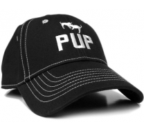 Ajaxx63 Pup Cap Black