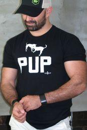 Ajaxx63 Pup Play T Shirt Black