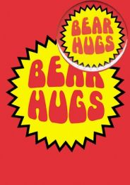 Bear Hugs (B13) Birthday Card