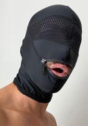 Cellblock 13 Bandit Zipper Hood Black