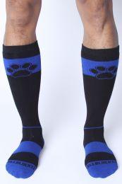 Cellblock 13 Kennel Club Alpha Knee High Sock Blue