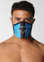 Cellblock 13 Puppy Nose Mask Blue