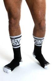 AssTricks Pocket Socks Monochrome Black
