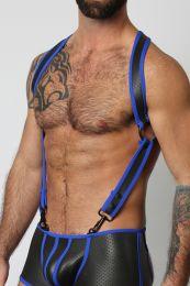 Cellblock 13 Gunner Harness Blue