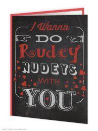 Nudey rudeys  (CHALK059)