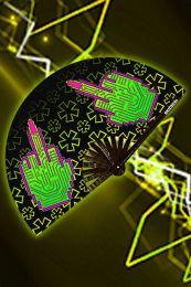 AssTricks Fan Circuit Bird Black Green
