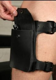 MR S Leather Dark Room Harness