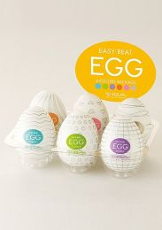Tenga Egg 6 Pack Colour