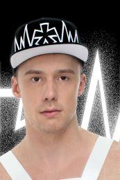 AssTricks EKG Logo Hat White