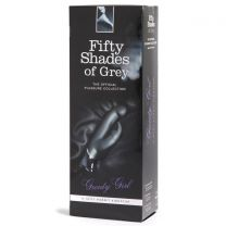 Fifty Shades Of Grey Greedy Girl Rechargeable Rabbit Vibrator
