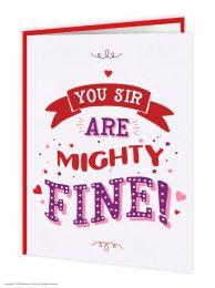 You sir mighty fine (FIZZ020)