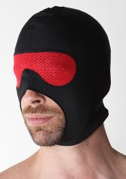 Cellblock 13 Gambit Hood Mesh Black Red