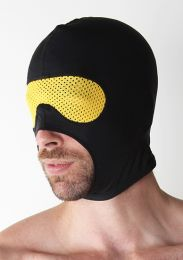 Cellblock 13 Gambit Hood Mesh Black Yellow