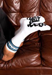 GEAR SMLY Crew Socks Blue