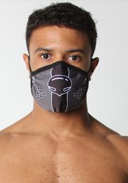 Cellblock 13 Puppy Nose Mask Grey
