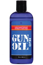 Gun Oil H2O Water Based Lube 16oz