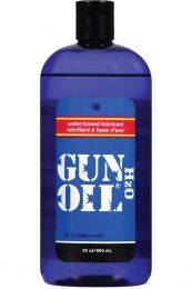 Gun Oil H2O Water Based Lube 32oz