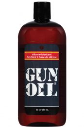 Gun Oil Silicone 32oz