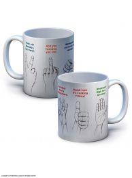 Handy Week Guide Mug