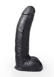 Hung System George 9 Inch Dildo Black