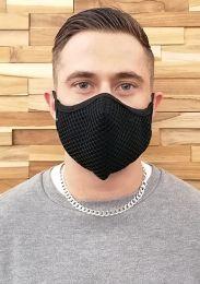 ruff GEAR Easy Breathe Mesh Face Mask Black