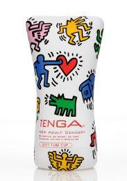 Tenga Keith Haring Cup Soft Tube Masturbator