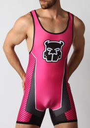 Cellblock 13 Kennel Club Scout Singlet Pink