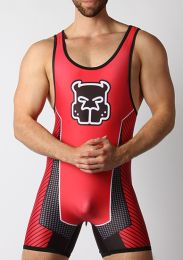 Cellblock 13 Kennel Club Scout Singlet Red