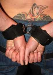 Mr S Leather Neoprene Quick Restraints