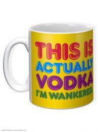 Vodka Wankered Mug