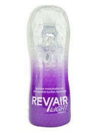 Rev-Air Light Reusable Masturbation Cup