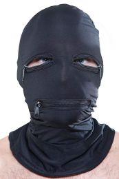Pipedream Fetish Fantasy Series Zipper Face Hood